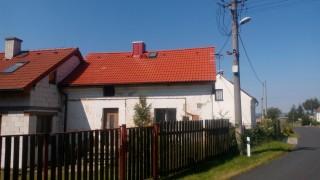 Nově obložená střecha rodinného domu
