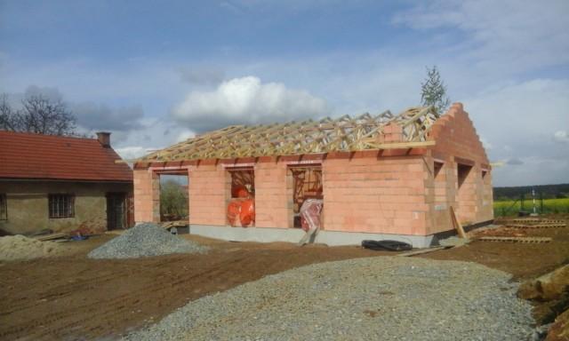Kompletně nová střecha pro rodinný dům